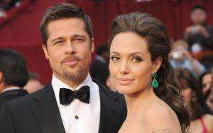 Oscar-nominated actors Brad Pitt and Ang