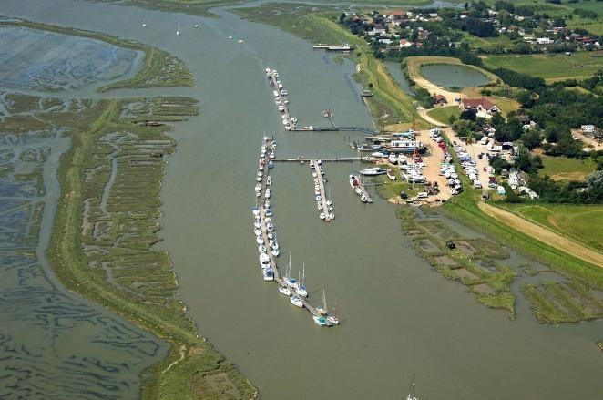 Bridgemarsh-Marina-Aerial-View