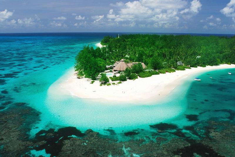 Denis Island In Seychelles (2)