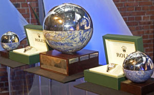 Trophy-and-Rolex-timepieces-from-the-2007-ISAF-Rolex-World-Sailor-of-the-Year-Awards-Image-credit-to-Carlo-Borlenghi-Rolex