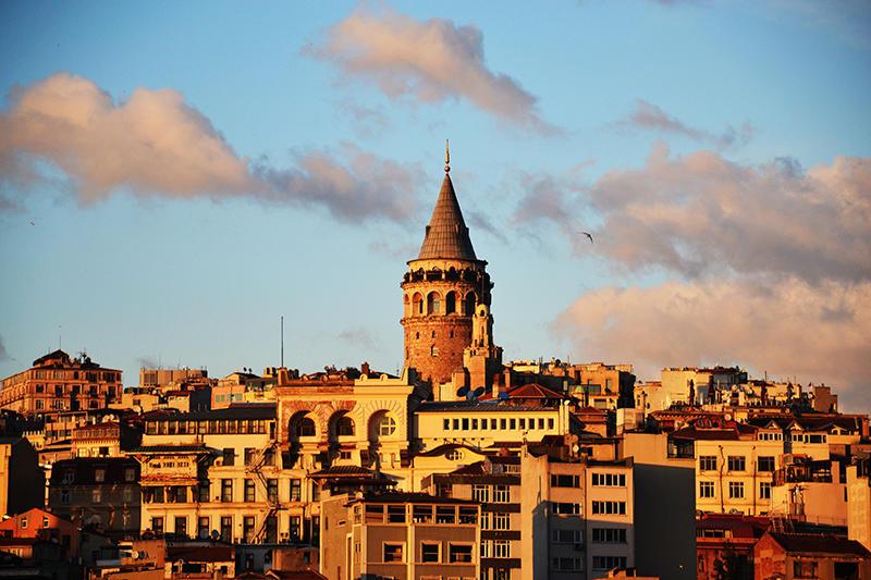 Galataturm-Istanbul