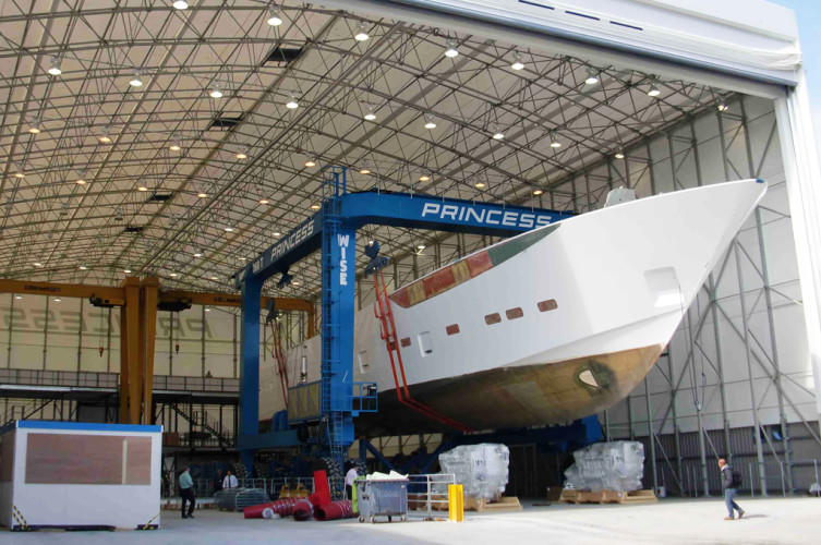 Princess40MHangar
