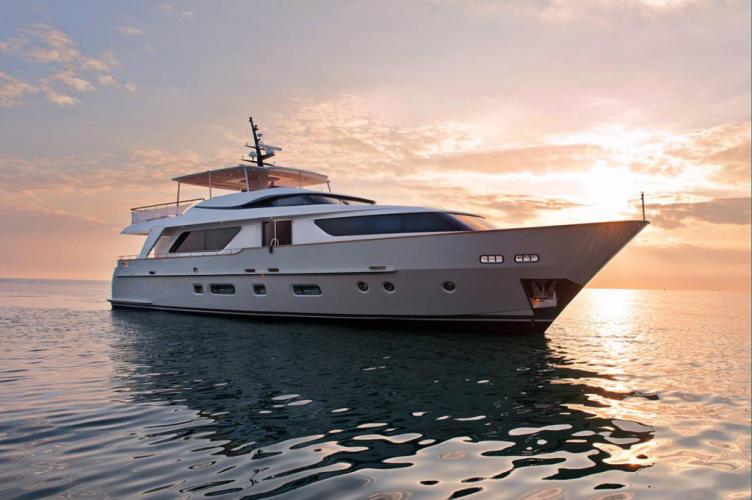 Sanlorenzo SD92 Yacht