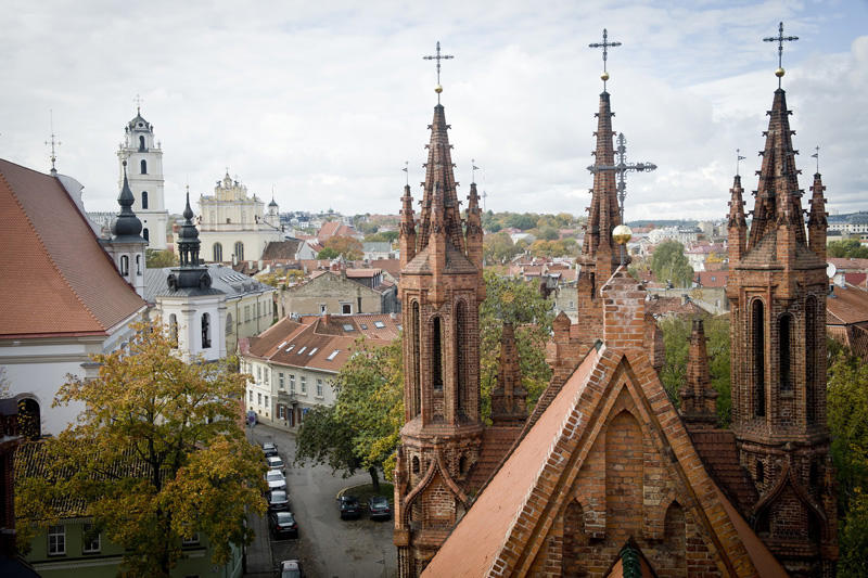 Vilnius Lithuania 3