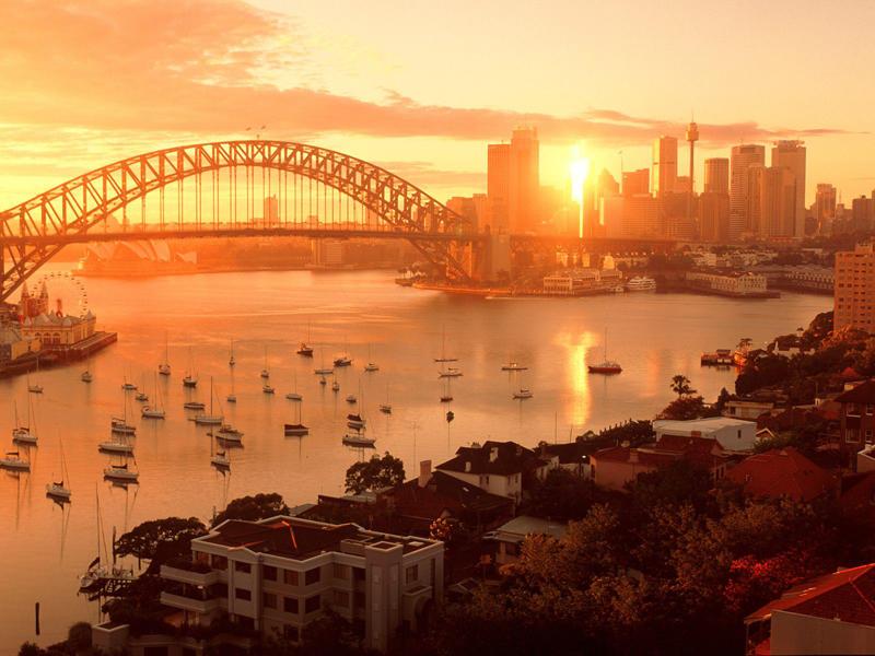 Sydney_port