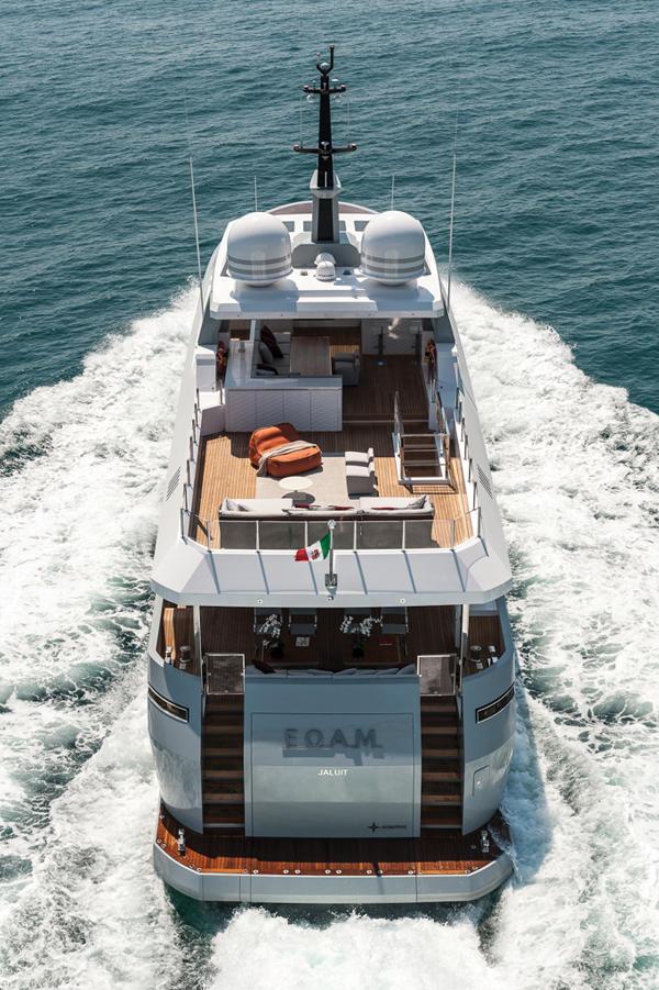 Motor Yacht FOAM-4