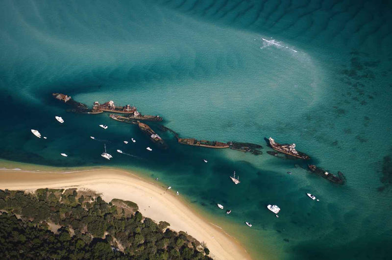 Tangalooma-Wrecks-Moreton-Island-Australia-1