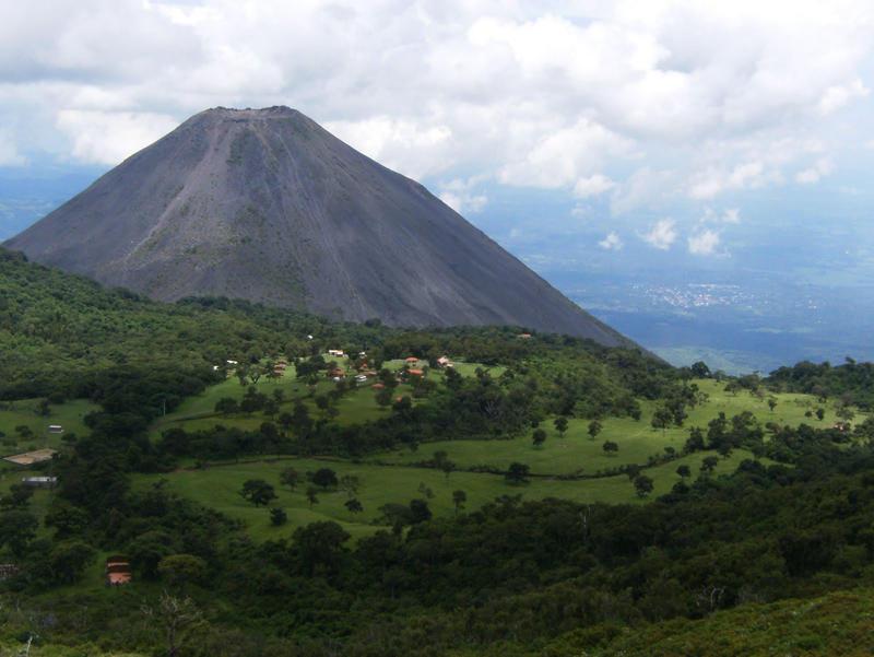 Исалько (вулкан) (2)