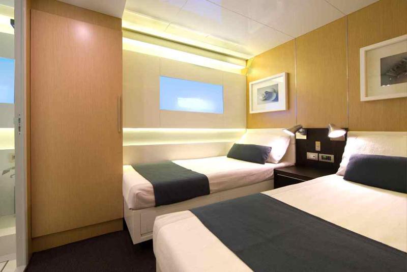Arcadia Yachts SOLAR - Guest Cabin Twin