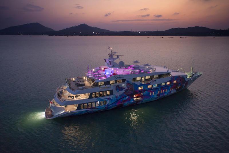 20 Motor Yacht SALUZI