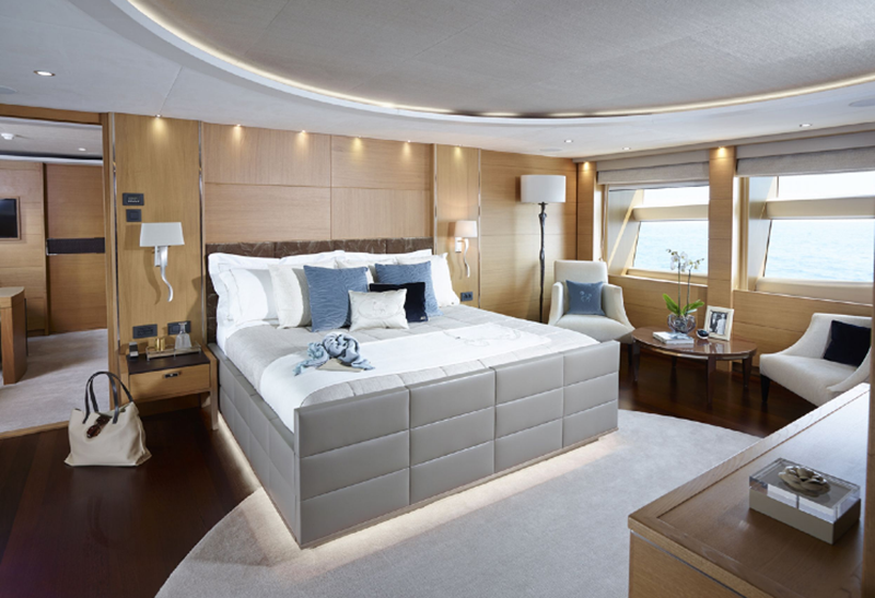 Luxury SuperYacht SOLARIS - Princess 40