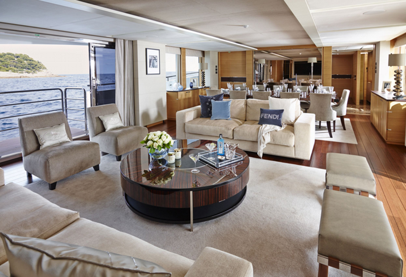 Luxury Yacht SOLARIS - Princess 40