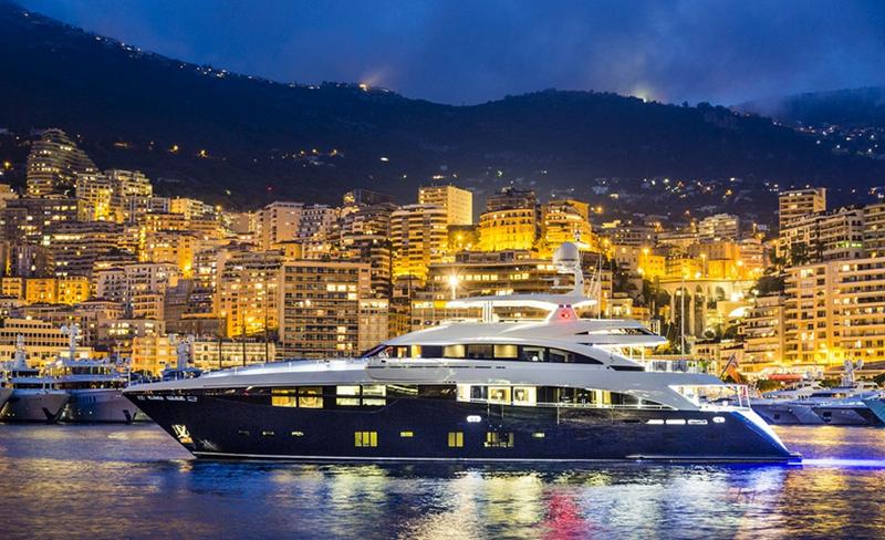 Motor Yacht SOLARIS - Princess 40