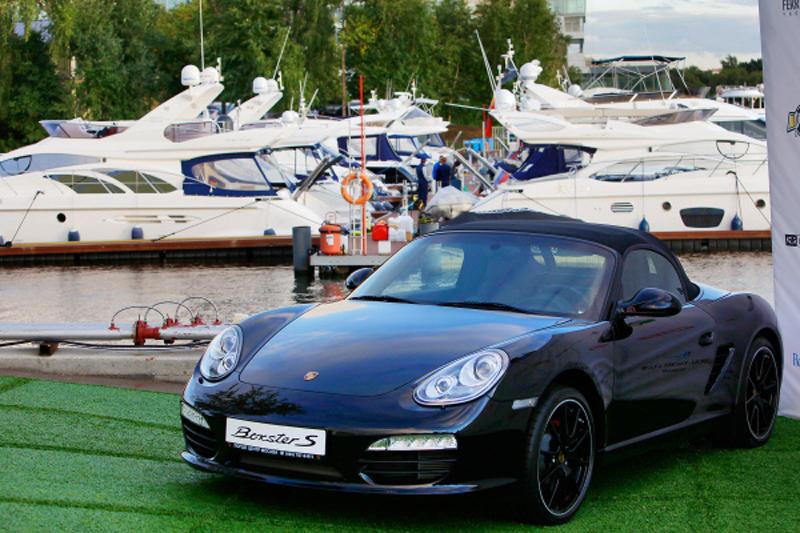 Выставка Millionaire Boat Show-2011
