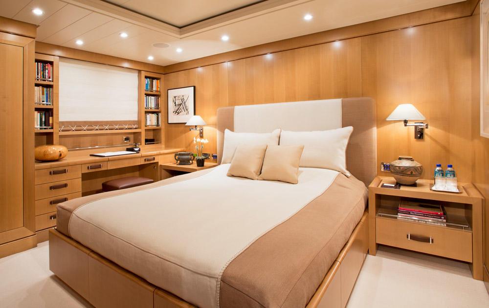 Yacht BELLE AIMEE -  Guest Cabin