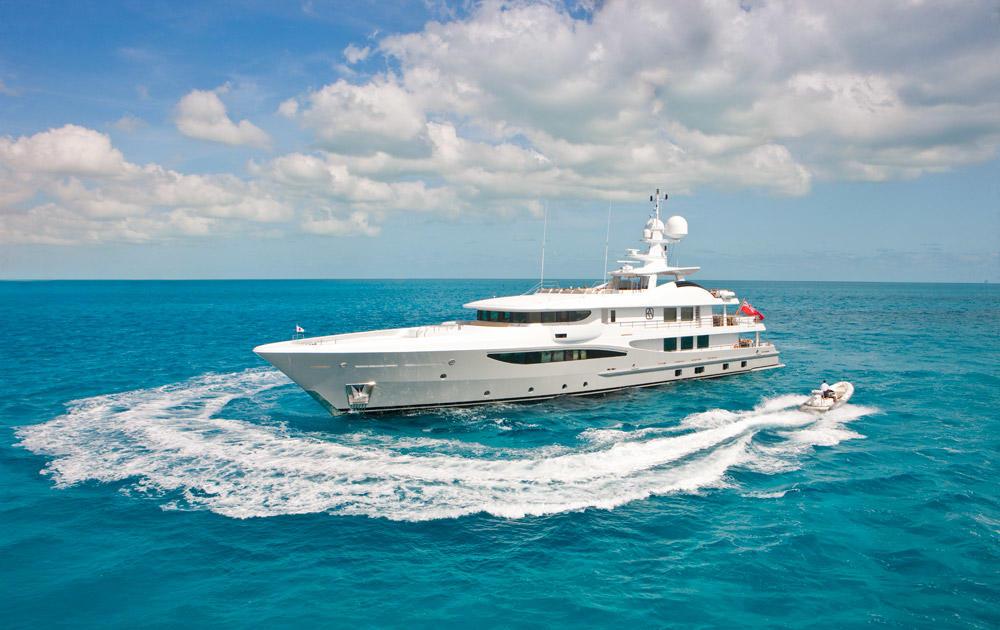 Yacht BELLE AIMEE -  Main