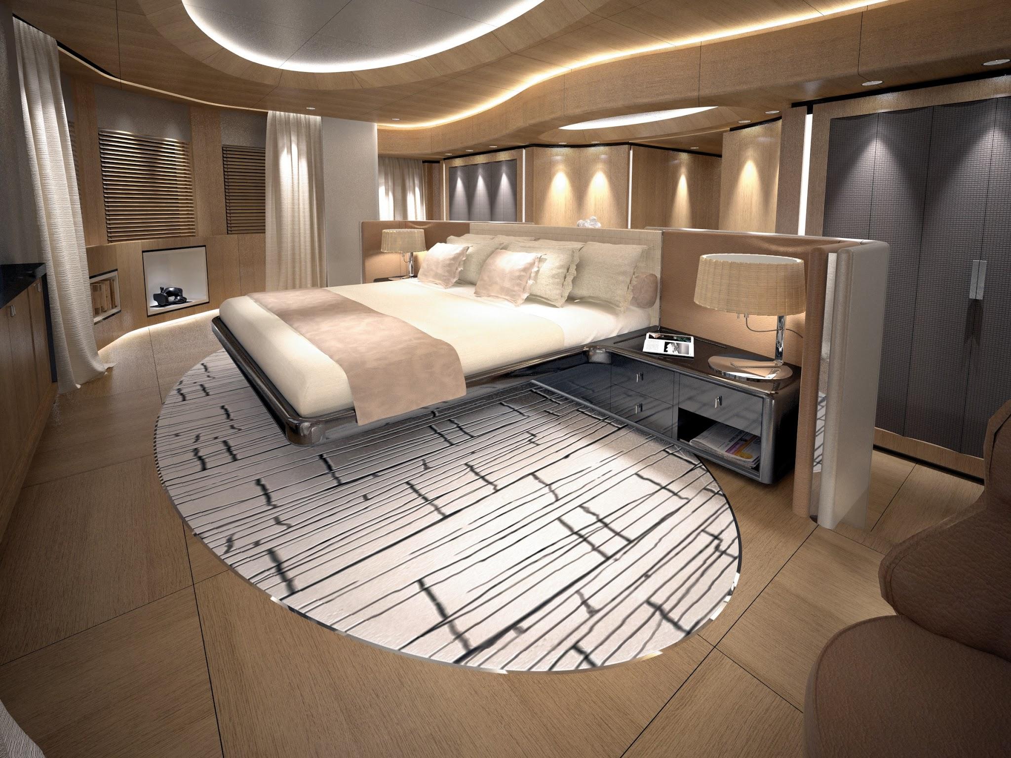 TANKOA S693 - Owner's Cabin3
