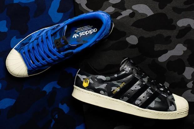 Adidas Consortium x Bape x UNDFTD