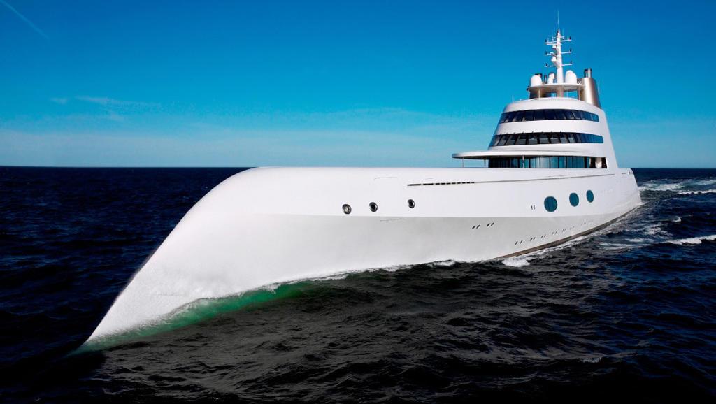 Яхта А