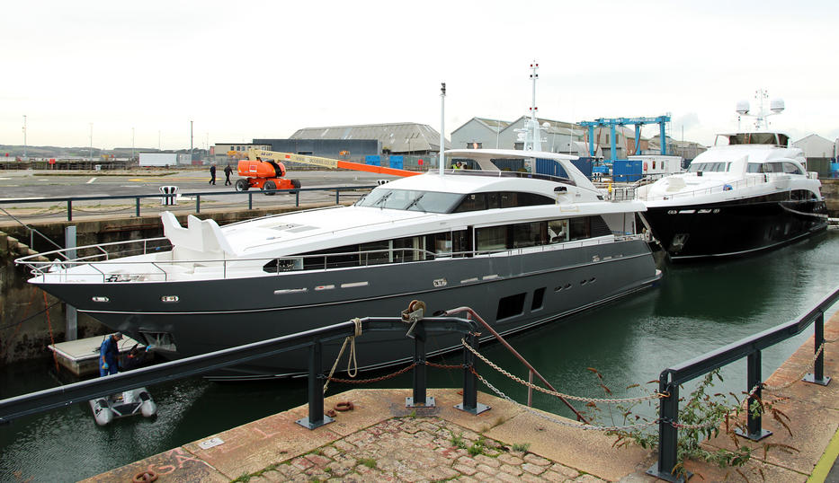 princess yachts plymouth company environmental concern practices View anthony coates' profile on engineering fit-out supervisor princess 98 motor yachts technical issues and establish method statements and best practices.