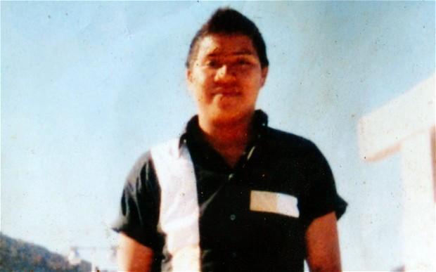 Одно из немногих сохранившихся фото Эквизела Кордобы