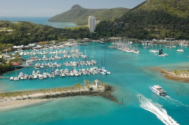 Марина Hamilton Island