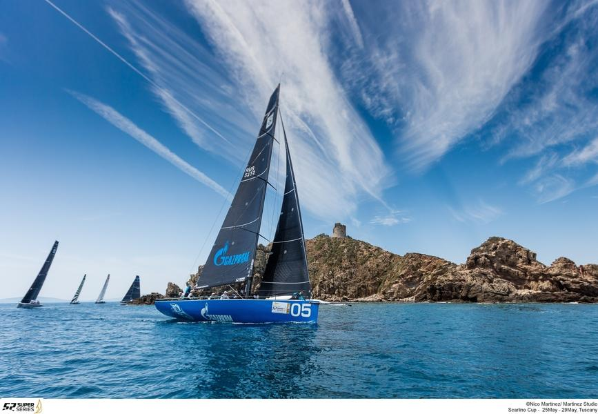 52 Super Series Scarlino Cup