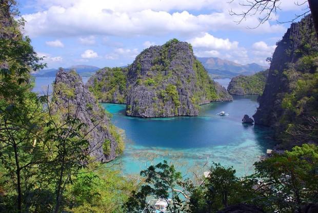 ostrov-Koron-Filippinyi