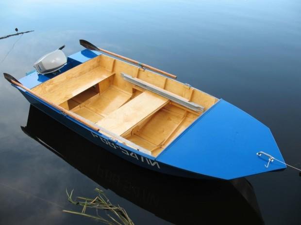 речные лодки колпино
