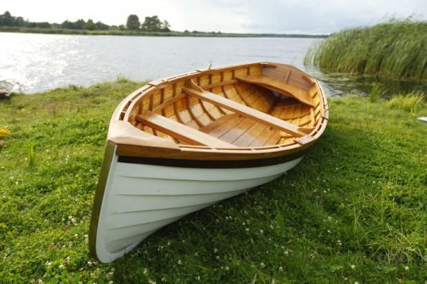 как в старину делали лодки