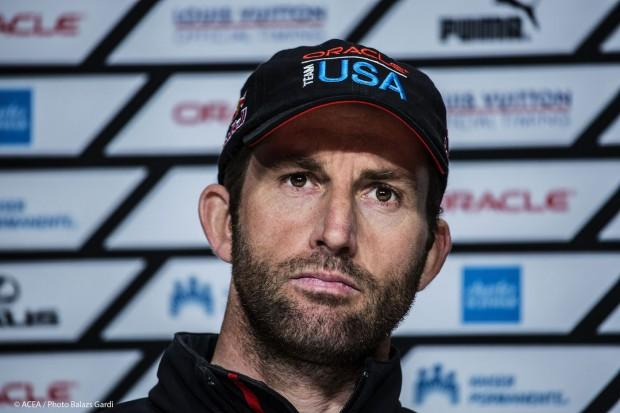 22/09/2013 - San Francisco (USA,CA) - 34th America's Cup - Final Match - Ben Ainslie (ORACLE TEAM USA)