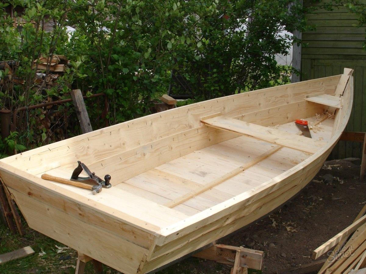 Деревянные катера своими руками