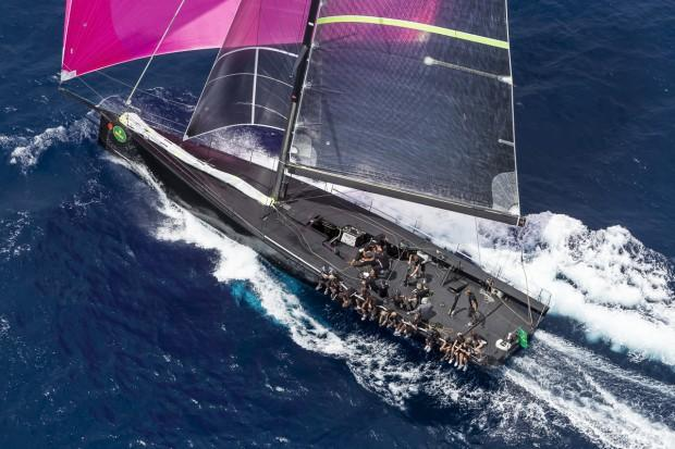 JETHOU, Sail n: GBR 74R, Owner: SIR PETER OGDEN, Group 0 (IRC >18.05mt)