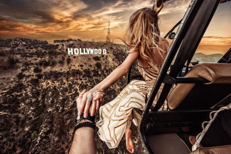 Los Angeles. horizontal