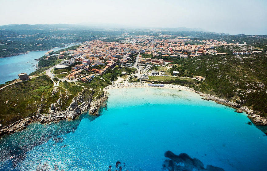 Сардиния - одно из лучших мест для серфинга в Италии