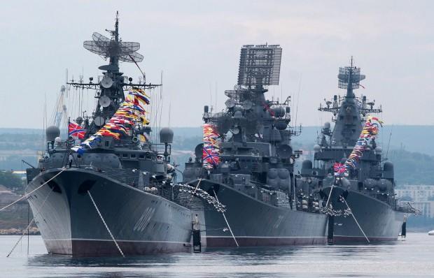 парад кораблей в севастополе