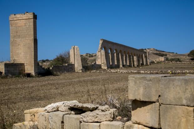 Древние римляне знали толк в строительстве. Фото: Павел Дивин