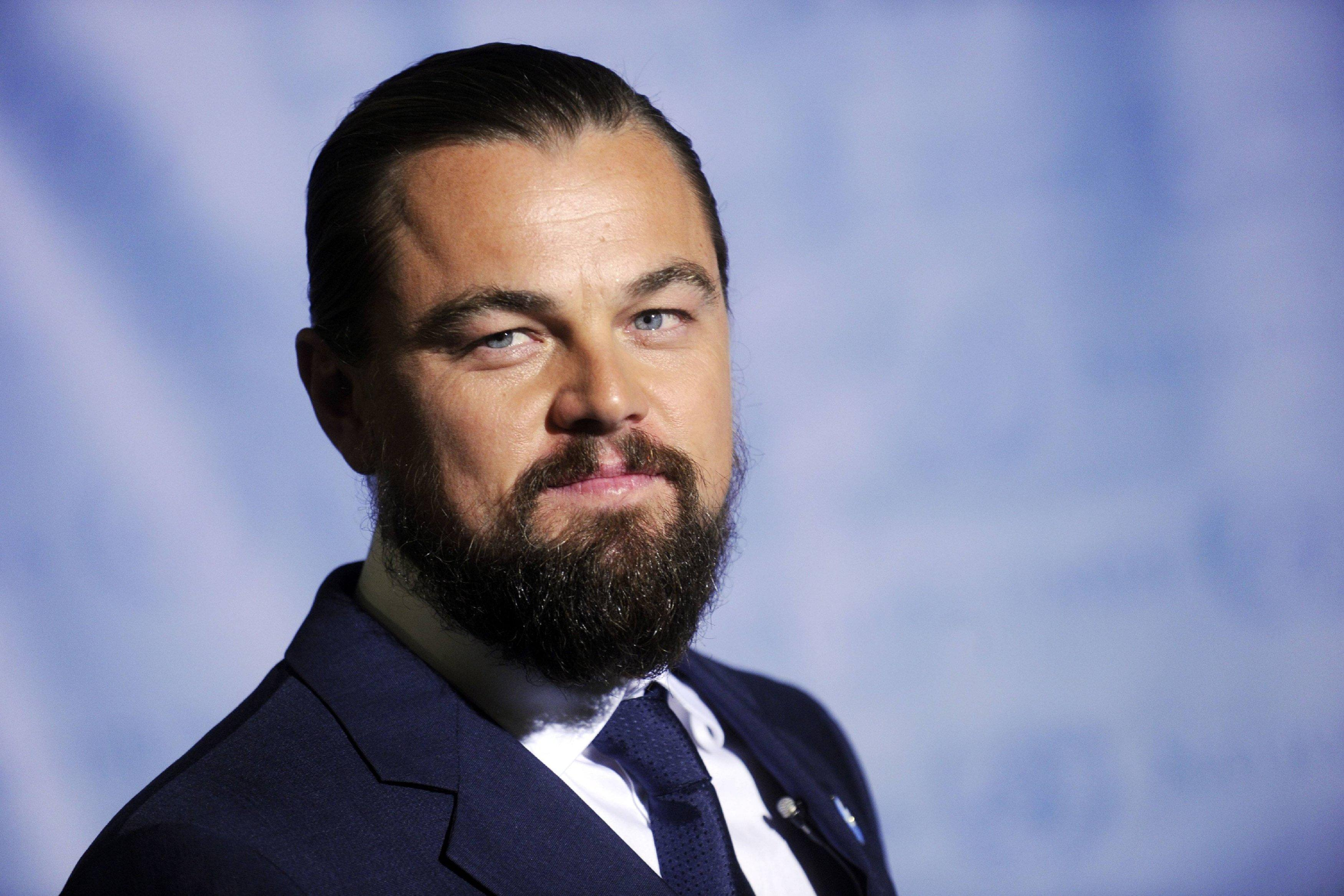 Leonardo DiCaprio bei der Ernennung zum UN-Botschafter des Friedens   im Hauptquartier der Vereinten Nationen. New York, 20.09.2014 xD.xVanxTinex/xFuturexImage  Leonardo DiCaprio at the Appointment to UN Ambassador the Peace in Headquarters the United Nations New York 20 09 2014 XD xVanxTinex xFuturexImage