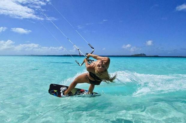 Kite_Surf_Los_Roques