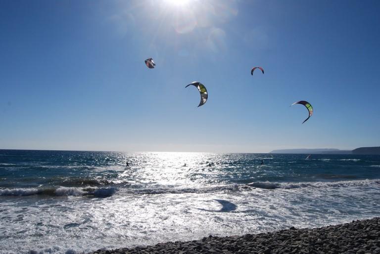 Kitesurf_Cyprus_Curium