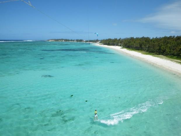 Spot Kitesurf Paradise [Mauritius]