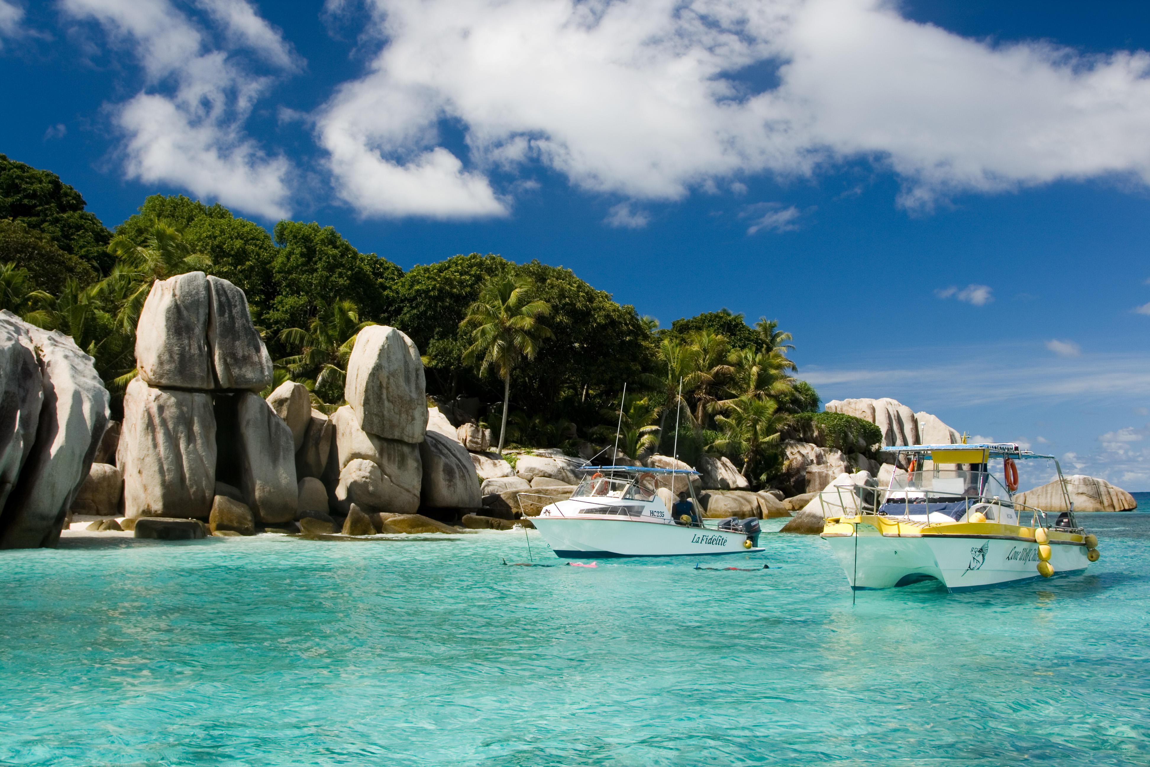 острова сейшельские фото