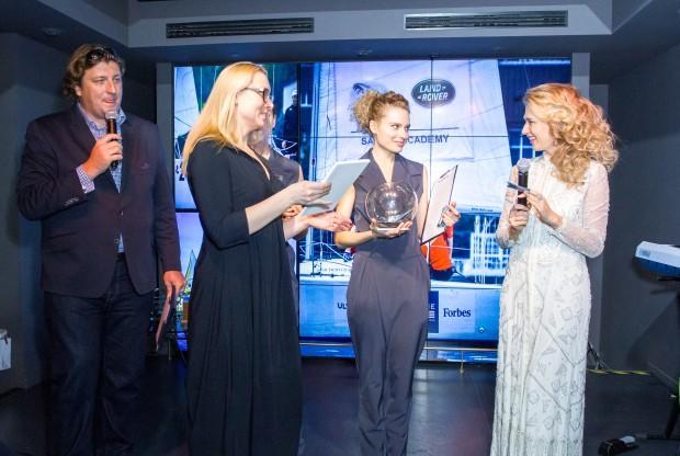 Победитель розыгрыша тест-драйвов от Jaguar Land Rover Россия