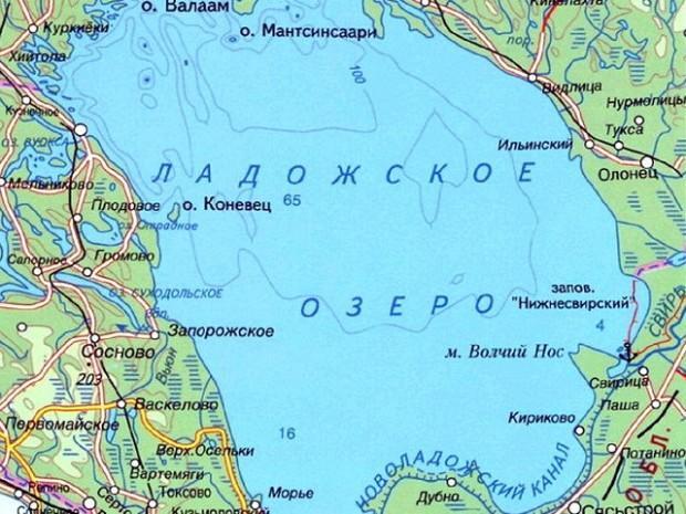 Карты_Ладожского_озера_с_глубинами