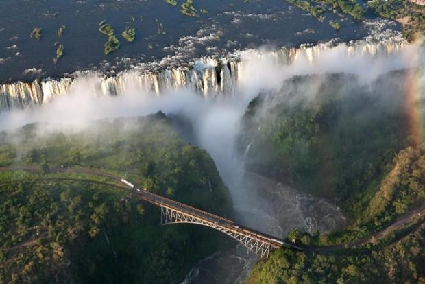 Водопад_Виктория,_Замбия