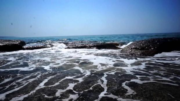 Каспийское море