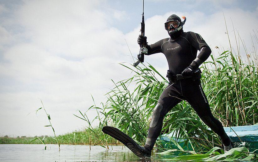 подводный-охотник