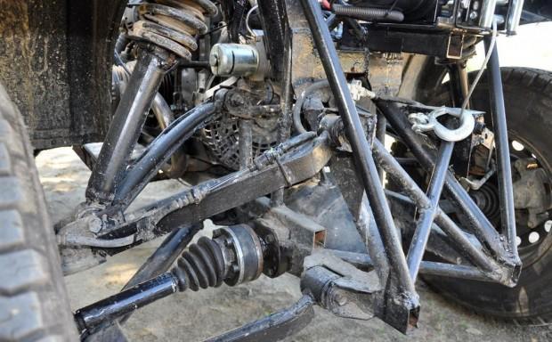 Квадроцикл своими руками чертежи подробно