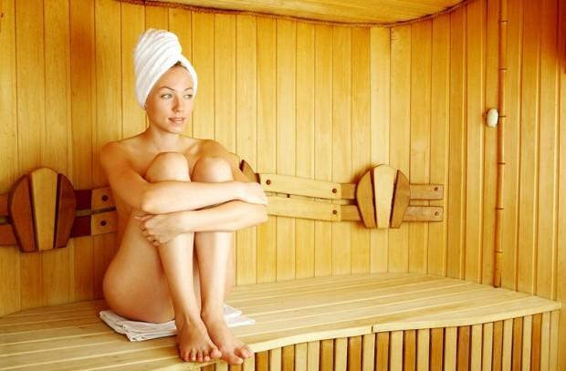Парение в русской бане