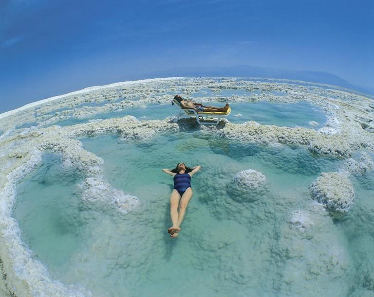 Мертвое-море